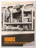 Hobbs Equipment Company 1983 Vintage Catalog Oilfield Transportation