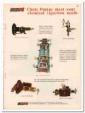 Arrow Specialty Company 1994 Vintage Catalog Chemical Pumps Compressor