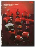 FMC Corp 1993 Vintage Catalog Oil Fluid Control Chiksan Weco Dynetor