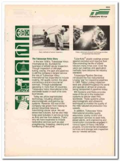 Tuboscope Vetco International Inc 1993 Vintage Catalog Pipe Inspection