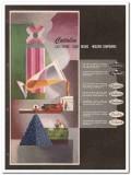Catalin Corp 1945 vintage plastic catalog cast liquid resins molding
