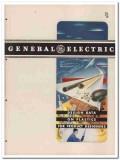 General Electric Company 1945 vintage plastic catalog design data