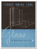 Libbey-Owens-Ford Glass Company 1945 vintage catalog modern design