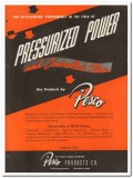 Pesco Products Company 1945 vintage industrial catalog hydraulic pumps