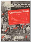 Production Instrument Company 1945 vintage electrical catalog timing