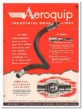Aeroquip Corp 1945 vintage industrial catalog hose lines couplings