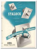 Adel Precision Products Corp 1945 vintage industrial catalog Stalock