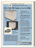 Ideal Dispenser Company 1956 vintage dairy catalog milk vending