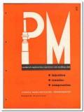 Plastic Manufacturers Inc 1946 vintage catalog molding design