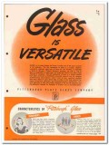 Pittsburgh Plate Glass Company 1946 vintage catalog shapes forms