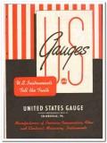 American Machine Metals Inc 1946 vintage catalog United States Gauge