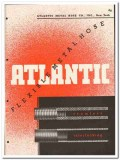 Atlantic Metal Hose Company 1946 vintage industrial catalog flexible