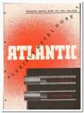Atlantic Metal Hose Company 1946 vintage industrial catalog flexible