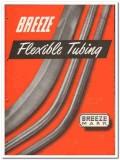 Breeze Corp 1946 vintage industrial catalog flexible metal tubing
