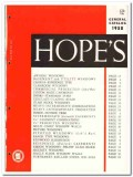 Hopes Windows Inc 1958 vintage catalog awning projected classroom