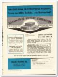 Balch Flavor Company 1944 vintage ad ice cream Frozen Fudge Pudding 2