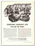 Ice Cream Field 1944 vintage ad ice cream war bonds starting January