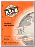 Black Sivalls Bryson Inc 1959 vintage oil gas catalog oilfield casing