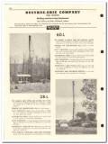 Bucyrus-Erie Company 1959 vintage oil gas catalog oilfield drilling