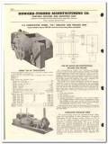 Howard-Turner Mfg Company 1959 vintage oil gas catalog drilling rigs