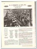 B F Perkins Son Inc 1938 vintage textile ad finishing machinery