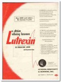 Hynson Wescott Dunning Inc 1959 vintage medical ad Lutrexin hormone