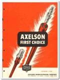Axelson Mfg Company 1950 vintage oil gas catalog oilfield pumping