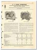 J I Case Company 1950 vintage oil catalog oilfield industrial engines