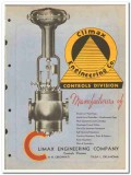 Climax Engineering Company 1950 vintage oil catalog oilfield controls