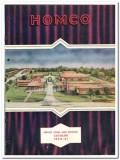 Houston Oil Field Material Company 1950 vintage catalog oilfield Homco