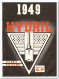Hydril Company 1950 vintage oil catalog oilfield well equipment drill