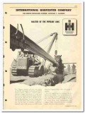 International Harvester Company 1950 vintage oil catalog oilfield pipe
