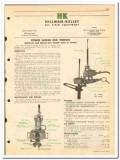 Hillman-Kelley Inc 1950 vintage oil catalog oilfield sucker rod tongs