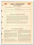 Camco Inc 1950 vintage oil catalog oilfield gas lift equipment valves