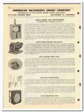 American Recording Chart Company 1950 vintage oil gas catalog oilfield