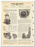 Alamo Iron Works Inc 1950 vintage oil catalog oilfield well pumpers