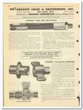 Aeroquip Sales Engineering Inc 1950 vintage oil catalog oilfield hose