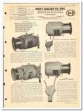 Ben F Kelley Company 1950 vintage oil catalog oilfield cathead safety