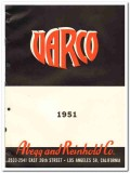 Abegg Reinhold Company 1951 vintage oil gas catalog oilfield Varco