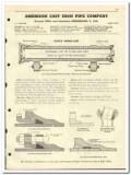 American Cast Iron Pipe Company 1951 vintage oil gas catalog oilfield