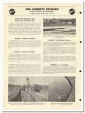 Allied Chemical Dye Corp 1951 vintage oil gas catalog oilfield Barrett