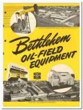 Bethlehem Supply Company 1951 vintage oil catalog oilfield equipment