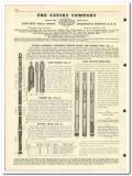 Cavins Company 1951 vintage oil gas catalog oilfield drilling tools