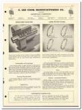 C Lee Cook Mfg Company 1951 vintage oil gas catalog oilfield equipment