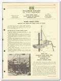 Hillman-Kelley Inc 1951 vintage oil catalog oilfield equipment tongs