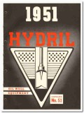 Hydril Company 1951 vintage oil gas catalog oilfield well equipment