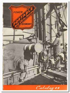Portable Rig Company 1944 vintage oil gas catalog oilfield drilling