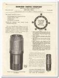 Howard Smith Company 1944 vintage oil gas catalog oilfield well screen