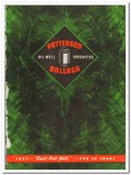 Byron Jackson Company 1947 vintage oil field catalog Patterson-Ballagh