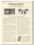 Philadelphia Quartz Company 1947 vintage oil catalog oilfield Noheev
